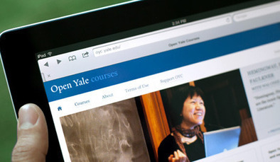 Seven new Open Yale Courses now available free online   Education and training innovations   Scoop.it