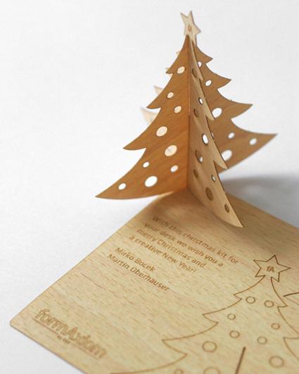 Creative Wooden Business Cards - Graphic Design Inspiration Blog | diferente | Scoop.it