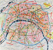 AIGA Philadelphia Presents MAPnificent: Artists Use Maps, February ... | Geospatial Industry | Scoop.it
