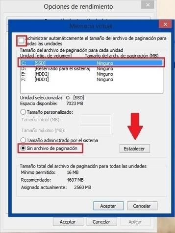 Xataka Windows - Cómo optimizar el funcionamiento de nuestro SSD en Windows 8   Sitios y herramientas de interés general   Scoop.it