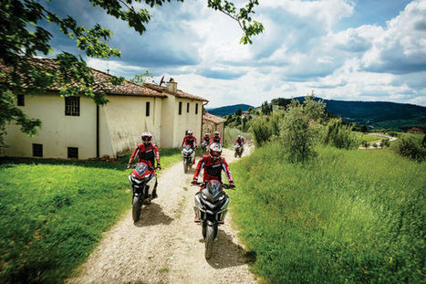 I Went On the Ultimate Ducati Superbike Tour of Tuscany   Ductalk Ducati News   Scoop.it