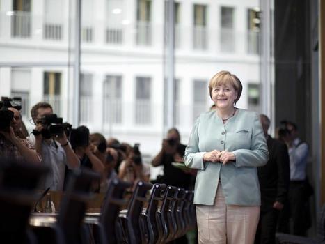Angela Merkel a cinq qualités et elle va sûrement gagner les élections - Rue89   Wine, Life & Geek - entre Bordeaux & Toulouse   Scoop.it