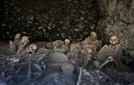 Herculaneum's Ruins Are Revived by Philanthropy | Archaeology News | Scoop.it