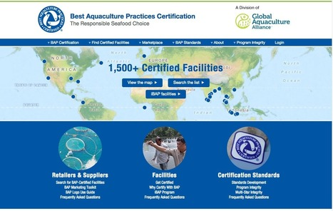 GAA Upgrades Online Presence With Launch Of Portal | Aquaculture Directory | Aquaculture Directory | Scoop.it