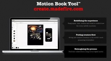 madefire lanza herramienta de creación online de cómics animados | E-Learning, M-Learning | Scoop.it