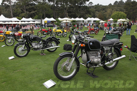 2012 Quail Motorcycle Gathering- Event Preview- Carmel Valley, CA ... | Cafe Racer of Ohio | Scoop.it