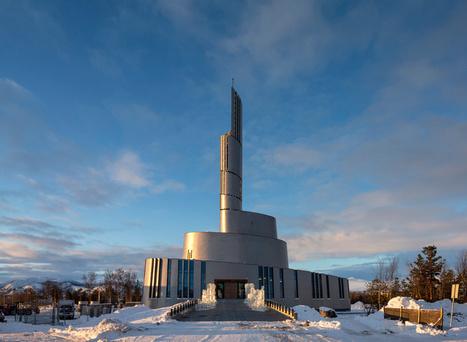 schmidt hammer lassen architects: cathedral of the northern light | Arte y Fotografía | Scoop.it
