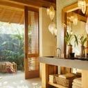 Salle de bain naturelle | Décoration maison - Blog Déco Maison | mobilier salle de bain | Scoop.it