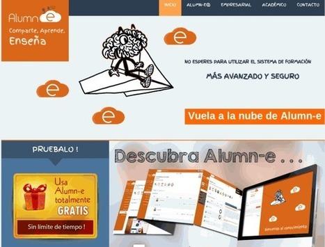 Alumn-e, para crear cursos online en español | Leer en la escuela | Scoop.it