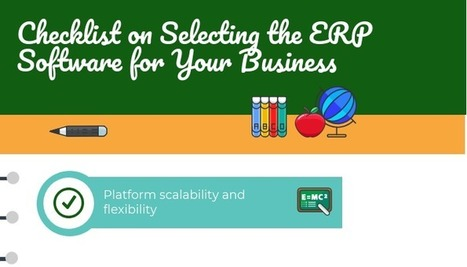Checklist on Selecting the ERP Software for Your Business - Compare Reviews a13925986