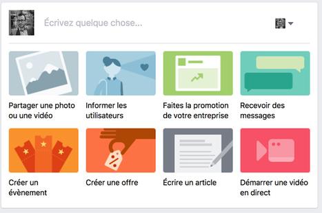 Publicité Facebook : maitrisez les nouveaux formats | E-tourisme et communication | Scoop.it