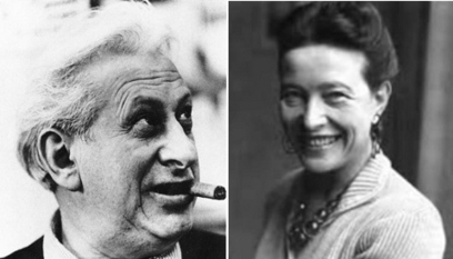 Simone de Beauvoir Tells Studs Terkel How She Became an Intellectual and Feminist (1960)   EuroMed gender equality news   Scoop.it
