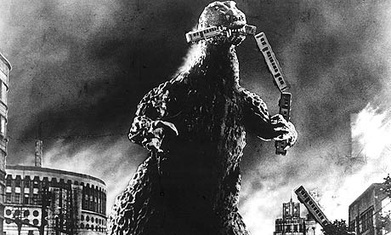 Resident evil: Godzilla made official Japanese citizen | Pahndeepah Perceptions | Scoop.it