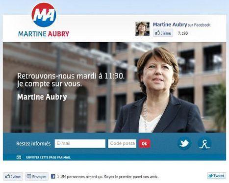 Martine Aubry lance le produit MA (Dalton?) | Actualité politique, sociale & culturelle | Scoop.it