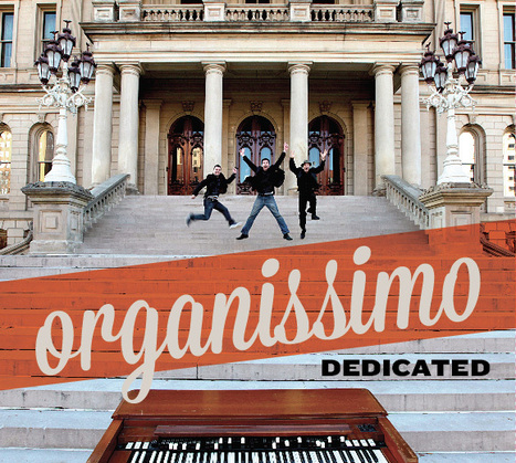 WNMC Favorites from 2013: Organissimo-Dedicated | WNMC Music | Scoop.it