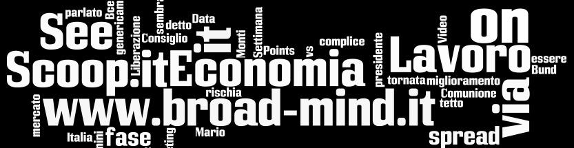 Lavoro ed Economia