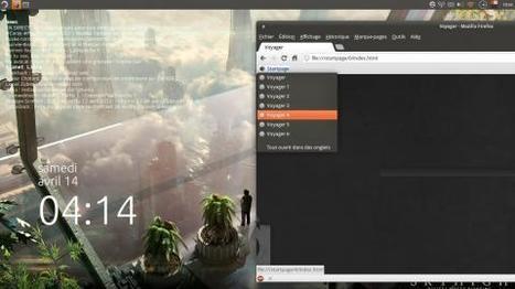Live VOYAGER : une distribution «ubuntu like», en mieux! | le manchot rôti | Scoop.it