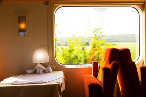 Louis Vuitton Express: From Paris to Shanghai by train   Luxury news and exclusive luxury interviews. The new luxury exposed. Vert. Business.Best Of   Paris Secret et Insolite   Scoop.it