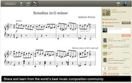 A Must Have Chrome App for Music Teachers | Music education and music technology | Scoop.it