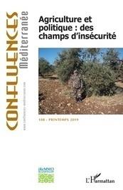 Revue Confluences Méditerranée 2019/1