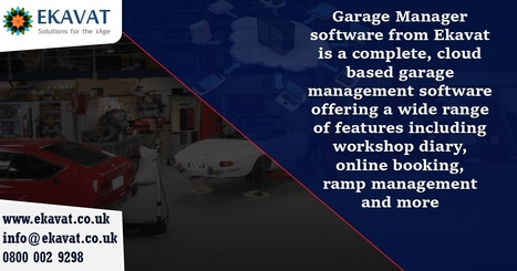 Garage Management Software UK' in Get 3 months FREE- Garage