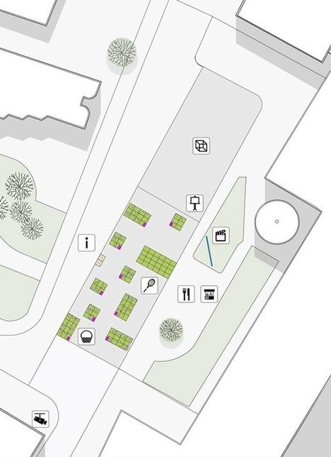 Gdansk Historic Public Square Temporary Design Includes Grass Rooms | Urban Gardens | Agriculture urbaine, architecture et urbanisme durable | Scoop.it