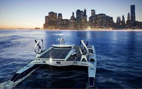 Energy Observer, le premier navire à hydrogène, va tourner autour du monde | Energies Renouvelables | Scoop.it