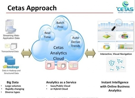 9 more companies putting a cloud spin on big data | Cloud Computing the future or Not so much? | Scoop.it
