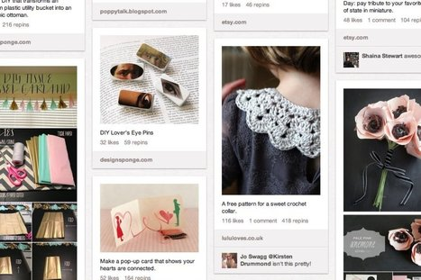 5 Pinterest Accounts To Jumpstart Your Creativity | Pinterest | Scoop.it