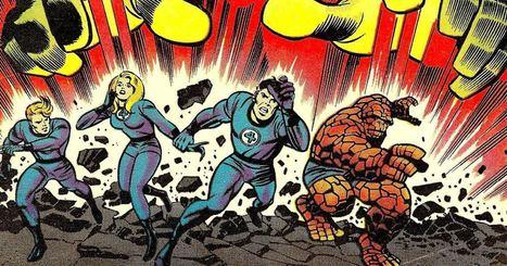 "2016 Top 100 Comic Book Runs: #5-1 | Jack ""King"" Kirby | Scoop.it"