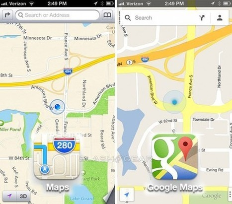 iOS 6 adoption jumps 29% after release of Google Maps - SlashGear | All Technology Buzz | Scoop.it