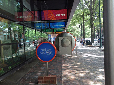 Is Your Content Getting Outside of YOUR Musuem? Discovery Place Charlotte | Curation Revolution | Scoop.it