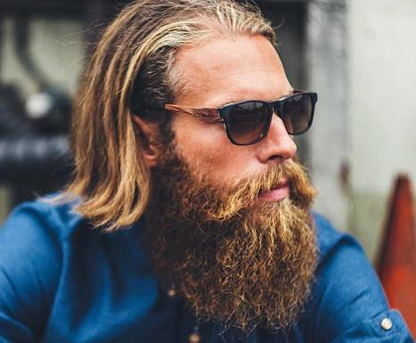 Marvelous 20 Best Long Hair With Beard Styles Atoz Hairstyles Schematic Wiring Diagrams Amerangerunnerswayorg