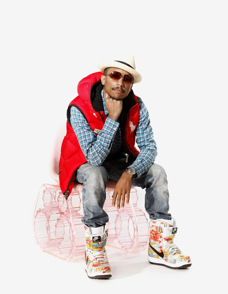 huge discount f40c2 1174b Pharrell Williams - Come Get It Bae