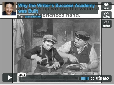 Writer's Success Academy | Where Writers Learn About Writing | Writing Tools | Scoop.it