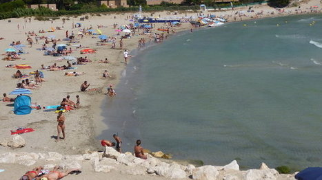 Martigues : baignade interdite en raison d'une mystérieuse pollution   Toxique, soyons vigilant !   Scoop.it