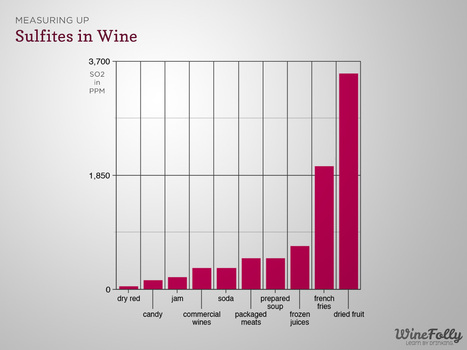The Bottom Line on Sulfites in Wine | Wine Folly | Grande Passione | Scoop.it
