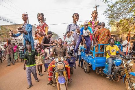 La danse africaine sortde la figure imposée | Danse contemporaine | Scoop.it