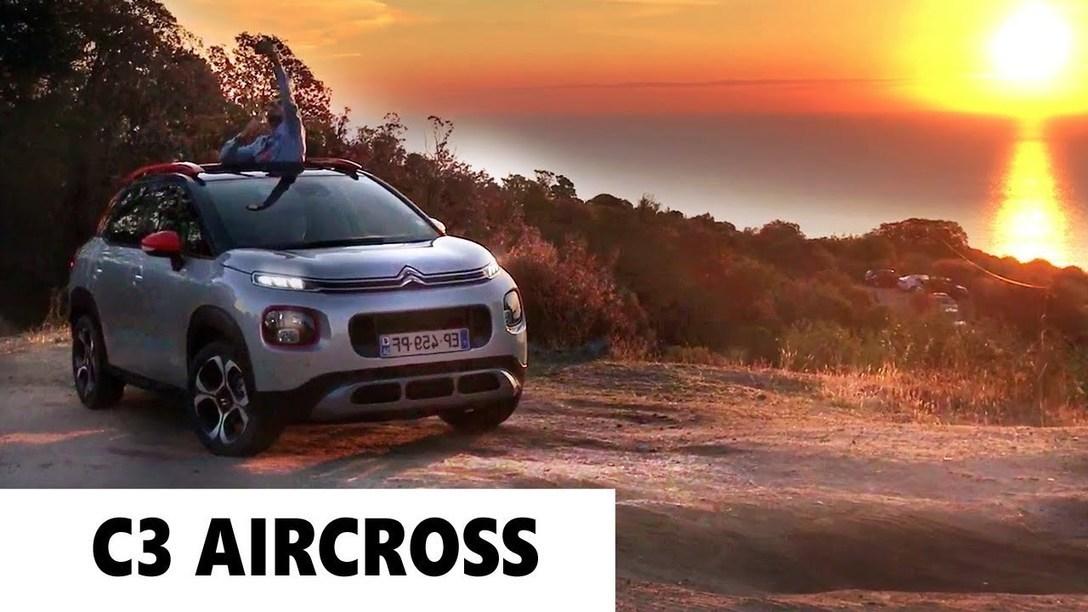 essai citroen c3 aircross fun et sexy cars. Black Bedroom Furniture Sets. Home Design Ideas