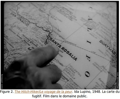 Les géodispositifs cinématographiques : l'espace mis en action | Géographie et cinéma | Scoop.it