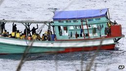 Australia to block boat people - PM | Masada Geography | Scoop.it