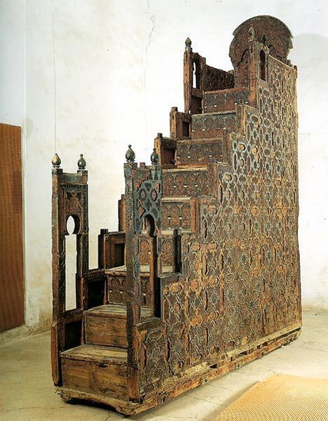 The Kutubiyya minbar: The Masterpiece Minbar | Arts & luxury in Marrakech | Scoop.it