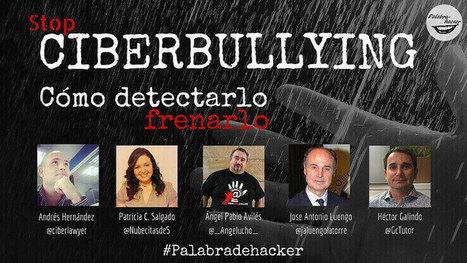Ciberbullying: cómo detectarlo. Ciberdebate en Palabra de hacker | Nubecitas de Sabiduría | Scoop.it