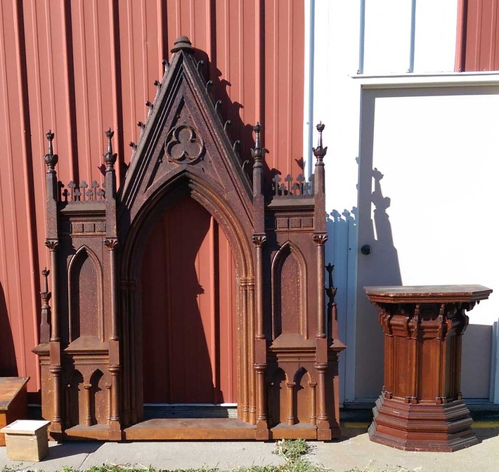 Salvaged Antique Church Fixtures and Furnishings | Antiques & Vintage Collectibles | Scoop.it