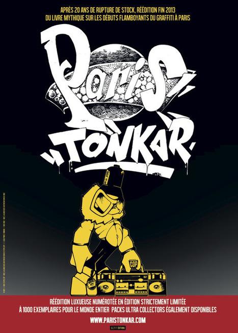 Paris Tonkar édition 25 ans | Les créations de Tarek | Scoop.it