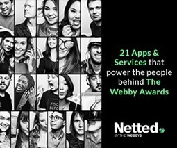 Who should win a Webby for Social / Health & Fitness? Vote now. | Futurism, Ideas, Leadership in Business | Scoop.it