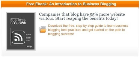 12 Business Blogging Shortcuts for Time-Crunched Marketers | Blogging Works | Scoop.it