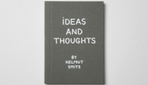 A Little Sketchbook Of Ideas To Inspire Creativity | Best of Design Art, Inspirational Ideas for Designers and The Rest of Us | Scoop.it