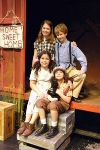 'Boxcar Children' teaches family strength, values, perseverance, hope | examiner.com | OffStage | Scoop.it