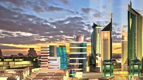 Kenya tech city building begins | Transformations in Business & Tourism | Scoop.it